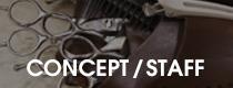 CONCEPT/STAFF